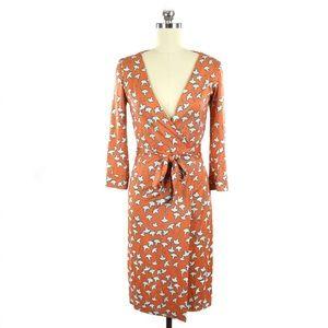 NWOT Diane von Furstenberg DVF New Julian Dress